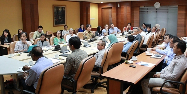 Risalah Rapat Teknis Persiapan Publikasi Laporan Kedua 14 April 2014