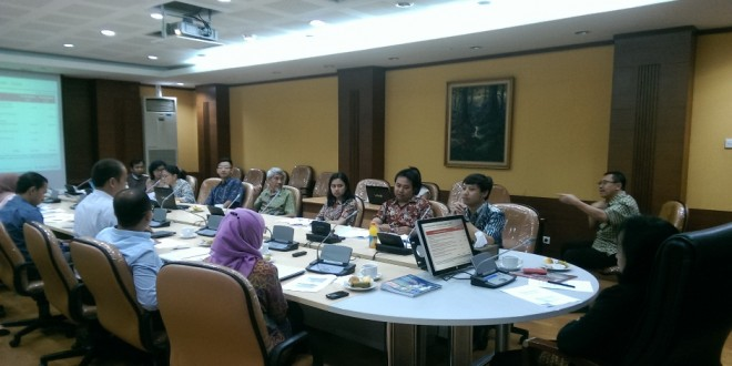MoM of Preparation for Publication of EITI Indonesia Second Report 30 May 2014