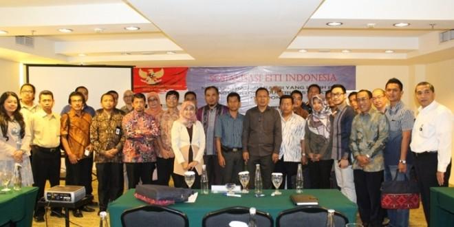 Dissemination on EITI Indonesia, Bali 9 October 2014