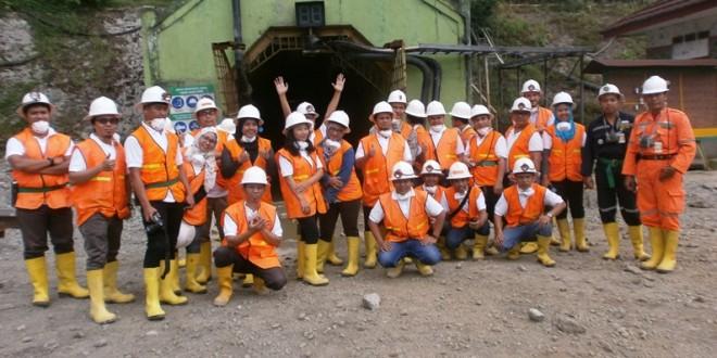 Workshop Jurnalis dan Site Visit ke Pongkor, 7-8 September 2015