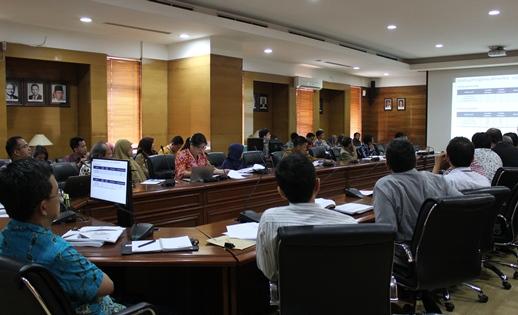 Risalah Rapat Tim Pelaksana 29 September 2015