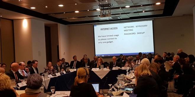 """Pertemuan Dewan EITI ke-36 di Bogota, Kolombia: Indonesia Tetap Negara """"Compliant"""" Standar Transparansi"""