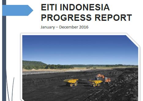 Laporan Perkembangan EITI 2016