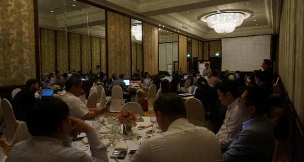 Training Regional EITI, Manila, Filipina