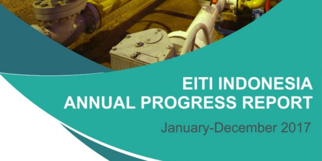 Annual Progress Report EITI 2017