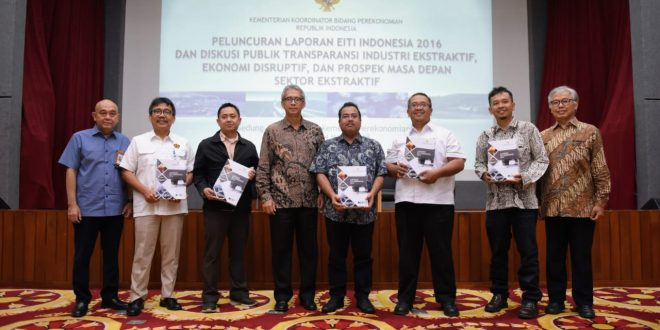 Press Release and Media Coverage for Launch of EITI Report 2016