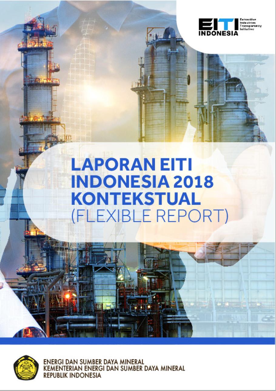 Laporan EITI Indonesia 8 2020